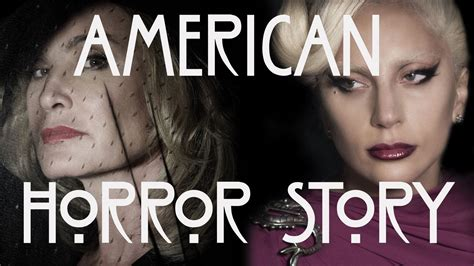 Behold The New Logo For Season 6 Of 'american Horror Story'  Addicted To Horror Movies