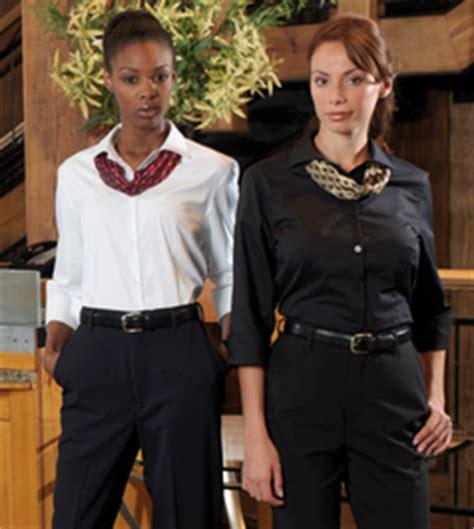 hotel front desk uniforms ladies 39 front desk uniforms sharperuniforms com