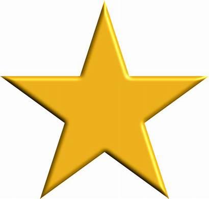 Star Gold Clip Clipart Transparent Cliparts Deputy