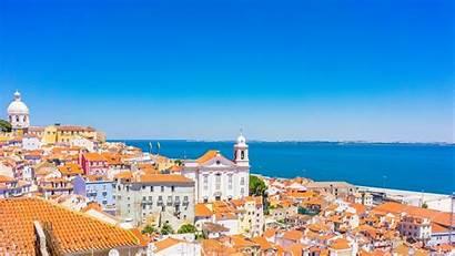 Lisbon Portugal Wallpapers Views Traveljournalist Alfama Za