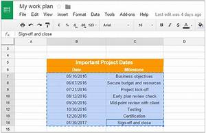 office timeline gantt charts in google docs With google docs spreadsheet key