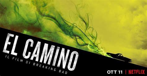 el camino il film  breaking bad teaser trailer del