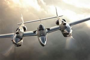 1626 U00d71080  P-38 Lightning