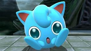 Azurill Colored Jigglypuff Super Smash Bros For Wii U
