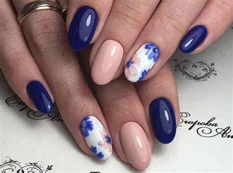 Nail Arts Latest Designs : 50 Latest Shellac Nail Design Ideas For 2019 [with