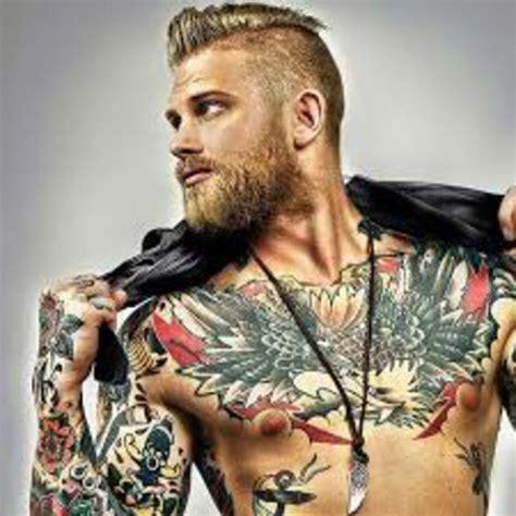 rockabilly frisuren maenner hairstyles barbe homme
