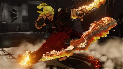Leaked Street Fighter 5 Video Shows Tutorial Area, Story