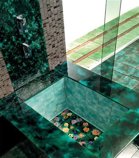 Gorgeous Ceramic Tiles by Franco Pecchioli   Green