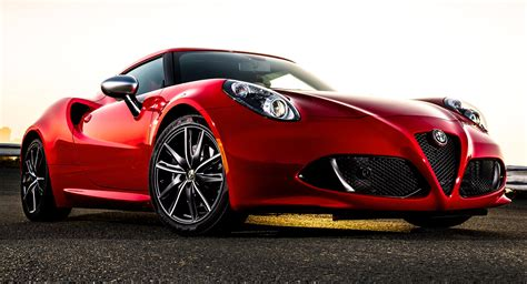 Alfa Romeo Bb by Alfa Romeo 4c Coupe Dropped Only In Us 4c Spider Lives On