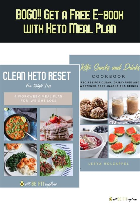 clean keto meal plan keto information   real