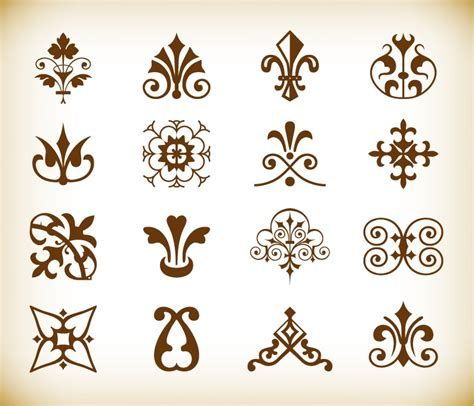 deco design elements vintage deco design elements vector set free vector graphics all free web resources for