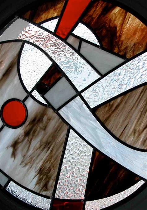 cloison pour cuisine vitraux modernes vitraux contemporains design décoration