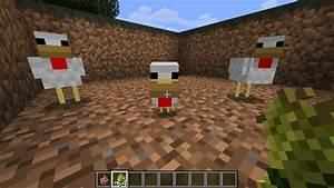 Minecraft Chicken baby by JuhiZ14 on DeviantArt