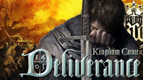 Kingdom Come Deliverance  ОБЗОР САМАЯ ПРОТИВОРЕЧИВАЯ