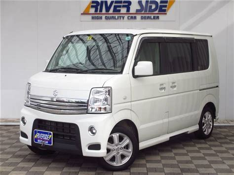 Grade Differences Of Suzuki Every Mini Van
