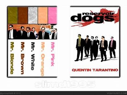 Reservoir Dogs Box Movies 11th August Vgboxart