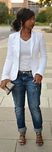 White Blazer Outfit Idea | u0026quot;SweeneeStyleu0026quot; | Pinterest | Blazers Enemies and Boyfriends