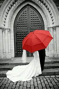 Wedding couple ... Wedding Umbrella Quotes