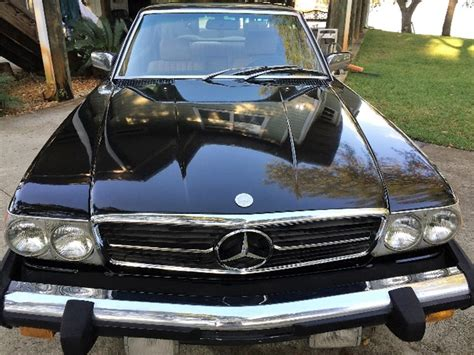 Supplied new by prestage of birmingham in april 1980. 1980 Mercedes-Benz 450SL for Sale | ClassicCars.com | CC-843979