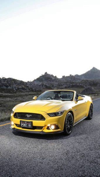 Ford Mustang Review Cartell