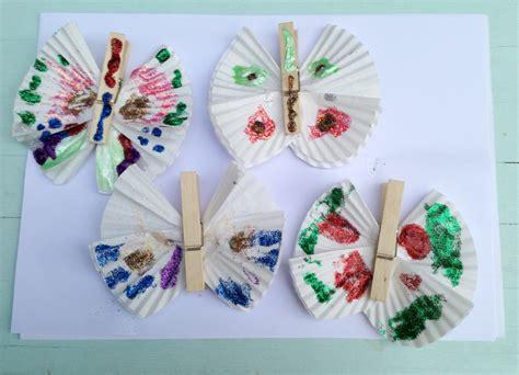 Summer Holiday Make & Do Butterflies — Makelight