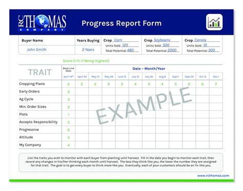 Progress Report Template Top 5 Free Progress Report Templates Word Templates