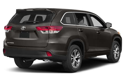 2017 Highlander Price by 2017 Toyota Highlander Price Photos Reviews Features