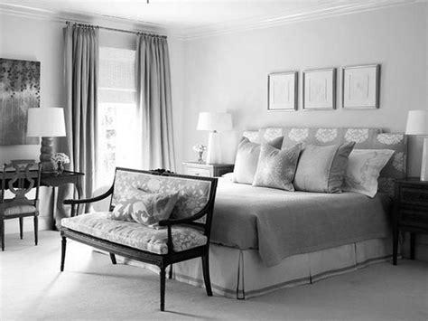 Bedroom Decor Grey And White
