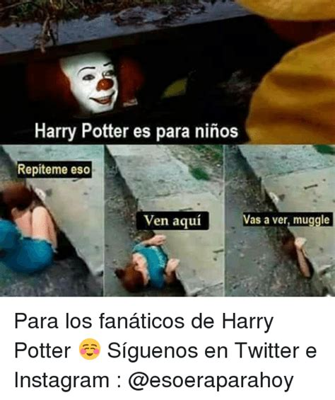 Memes De Harry Potter - 25 best memes about harry potter and espanol harry potter and espanol memes
