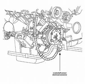 Where Exactly Is The Crankcase Position Sensor Located On