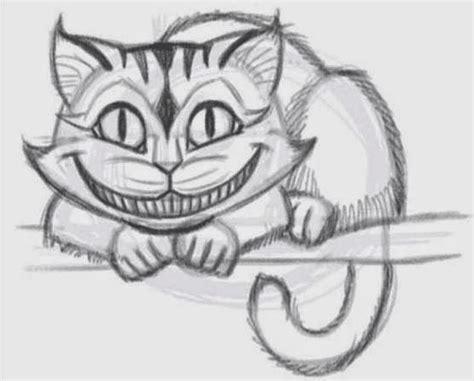 draw  cheshire cat easily icreativeideascom