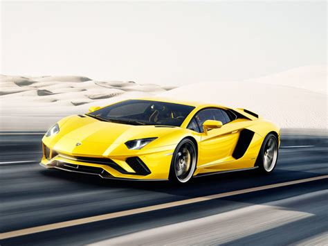 Lamborghini's Aventador S Is A More Driveable Supercar Wired