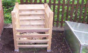 Komposter Holz Selber Bauen : kompost ~ Frokenaadalensverden.com Haus und Dekorationen
