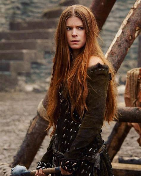 Kate Mara as Willow Collingwood   Warrior woman, Kate mara ...