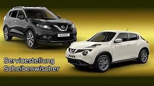 Nissan Qashqai Keilrippenriemen Wechseln : servicestellung scheibenwischer nissan x trail t32 ~ Kayakingforconservation.com Haus und Dekorationen