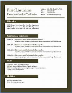 free cv templates 29 to 35 free cv template dot org With curriculum vitae format free download