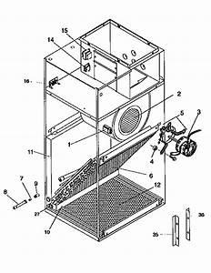 Blower Coil 5 Ton Diagram  U0026 Parts List For Model