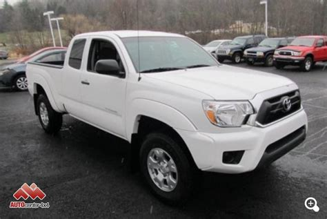 2015 Toyota Tacoma Sr5 by 2015 Toyota Tacoma 4x4 Access Cab Sr5 Pkg 4 Cyl 2 4l