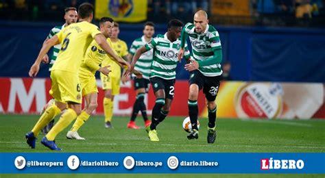 Villarreal vs Sporting Lisboa EN VIVO ONLINE EN DIRECTO ...