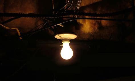 industrial looking lighting free creepy basement light stock photo freeimages com