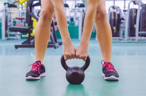 kettlebell workout fitness body prevent crossfit injuries training woman drinking benefits water metabolism june posted expert exercise row arm