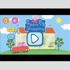 Peppa Pig Grocery Shopping At The Supermarket Full Gameplay Best App Gameplay Episode For Kids