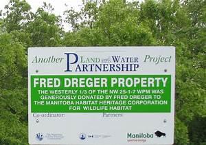 Frederick Charles Dreger Land Donation - The Manitoba ...