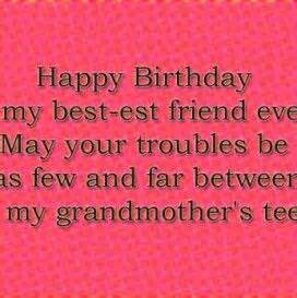 birthday wishes for best friend boy 1 272x273 | funny ...