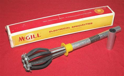 industrial mcgill bulb l changer tool with flexi neck