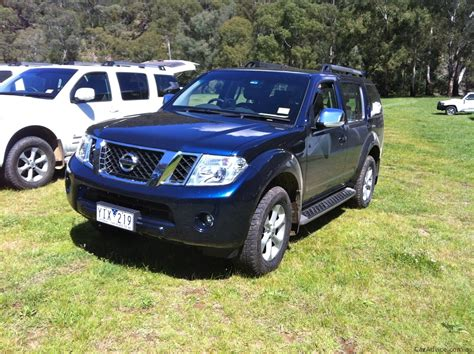 Nissan Xtrail & Pathfinder Offroad Review Caradvice