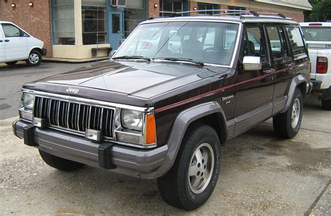 Ee  Jeep Ee    Ee  Cherokee Ee   Xj Wikipedia A Enciclopedia Livre