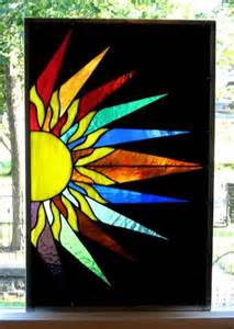 Panel Stained Glass Window Art