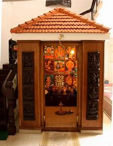 traditional modern pooja room With pooja room designs for home