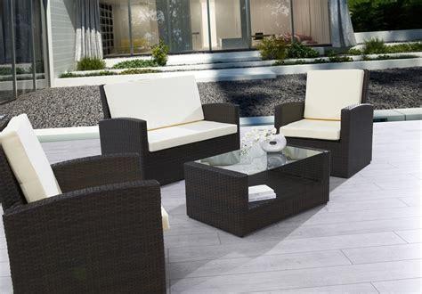canapé de balcon mobilier et salon de jardin des modèles déclinables à l
